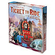 Ticket to Ride: Азия [доп.]