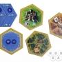 Колонизаторы. Купцы и варвары (расшир. для 5-6 игроков)