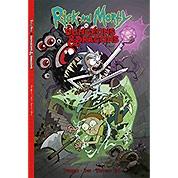 Комикс Рик и Морти против Dungeons and Dragons