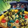 Комикс Черепашки-Ниндзя: Приключения. Книга 2. Возвращение Шреддера