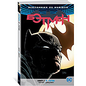 Комикс Вселенная DC Rebirth. Бэтмен. Книга 1. Я - Готэм