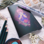 Блокнот Ханахаки. Цветок любви