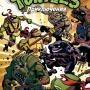 Комикс Черепашки-Ниндзя: Приключения – Ужасы в морской синеве. Книга 5