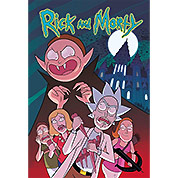 Комикс Рик и Морти. Истории за кадром
