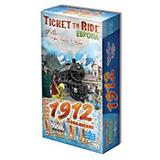 Ticket to Ride: Европа. 1912 (доп.)