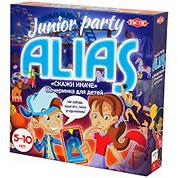 Алиас или Скажи иначе: Вечеринка для детей (Alias)