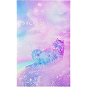 Блокнот Радужный кот