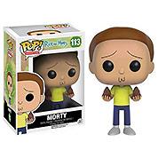 Фигурка Funko POP! Rick and Morty: Морти