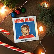 Стикер NKS: HOME ALONE