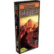 7 Чудес. Города