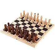 Шахматы: Парафинированные. 29х29см